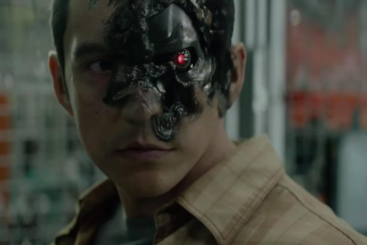 Вышел первый трейлер фильма «Терминатор: Темные судьбы». Снова злые роботы, снова Сара Коннор — и снова Шварценеггер