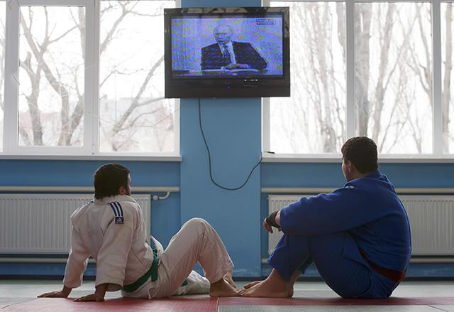 Россия не выполняет обязательства по Украине, - США - Цензор.НЕТ 6599