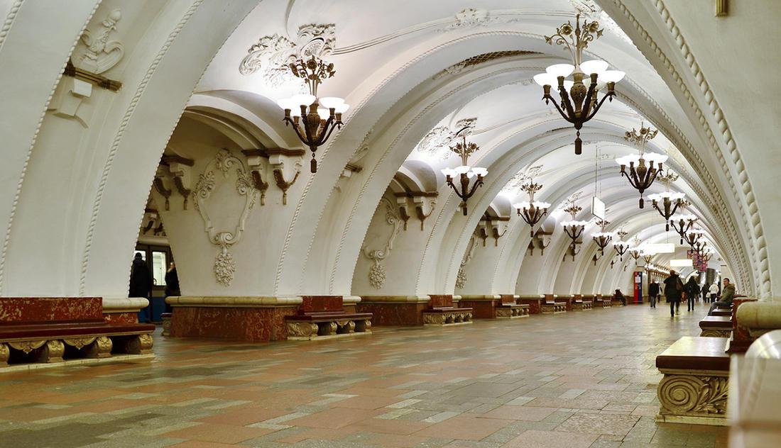 недвижимость арбат москва метро станция новом строящемся этажном