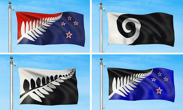Творчество и дизайн - Новый флаг Новой Зеландии: финалисты