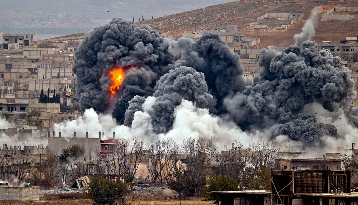 Russia And The United States In Syria A