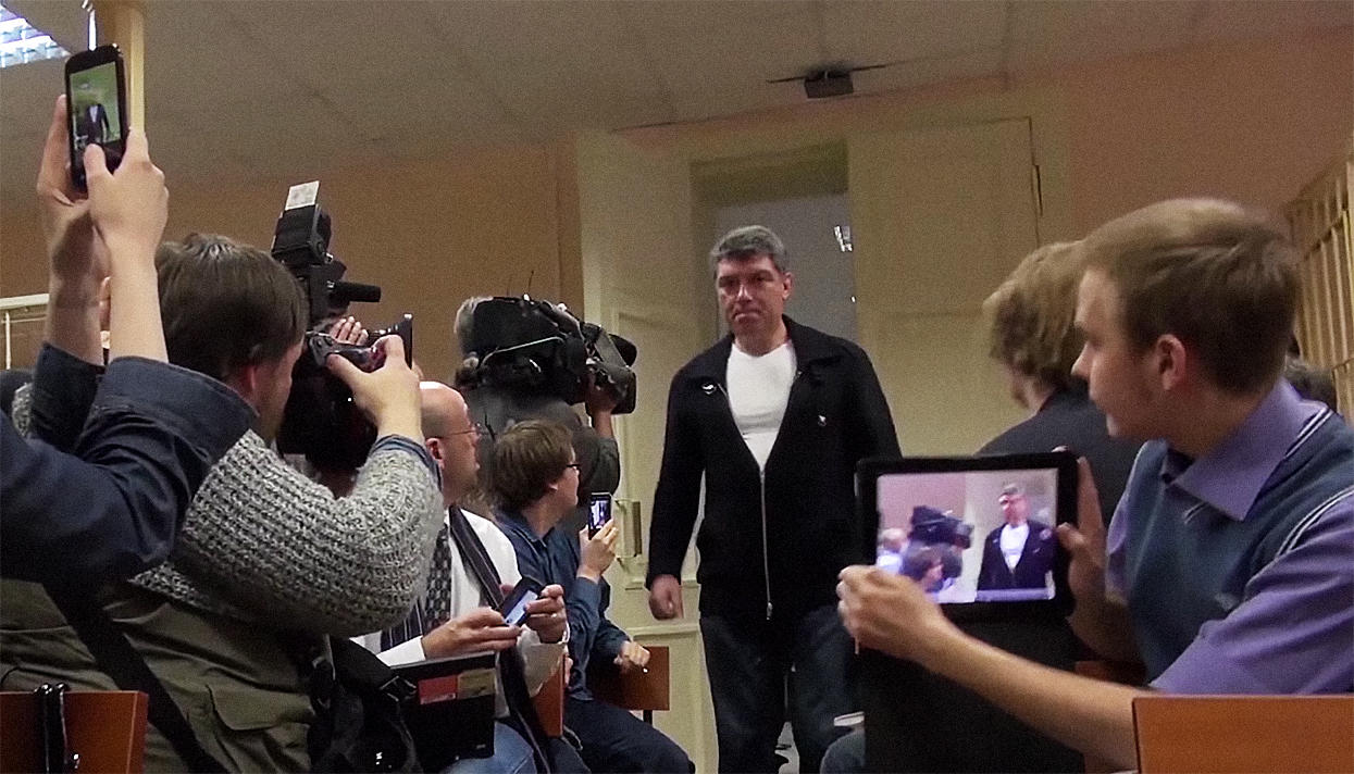 The murder of Nemtsov: The cameras installed at the Kremlin, were useless 02.03.2015 14