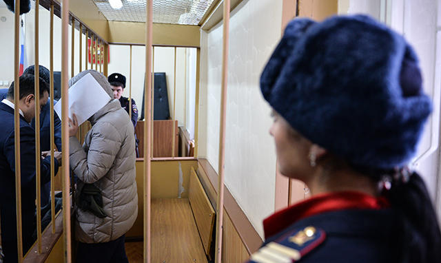 The court that approved the arrest of Varvara Karaulova.