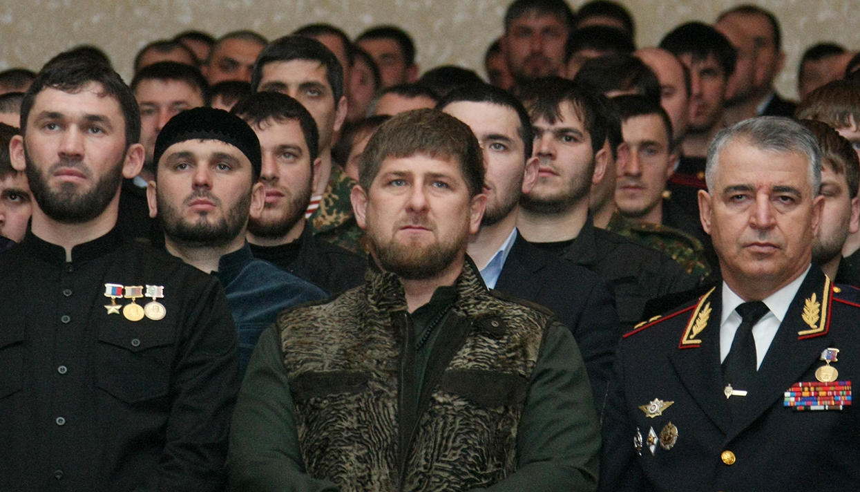Traditional Chechen names. Male Chechen Names 17