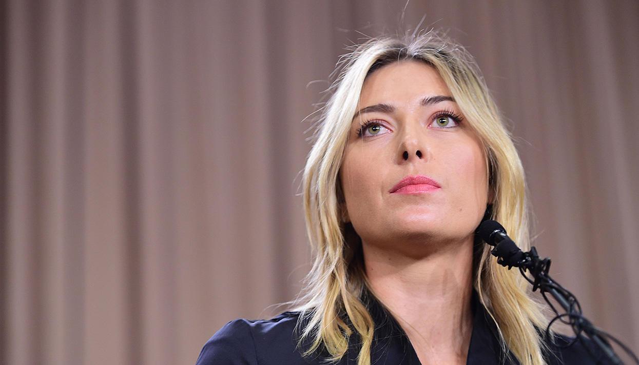 Мария Шарапова рассказывает, как её на самом деле «предупреждали» о запрете мельдония
