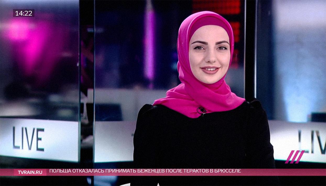 Девушки в хиджабе знакомства левичев николай ярославль