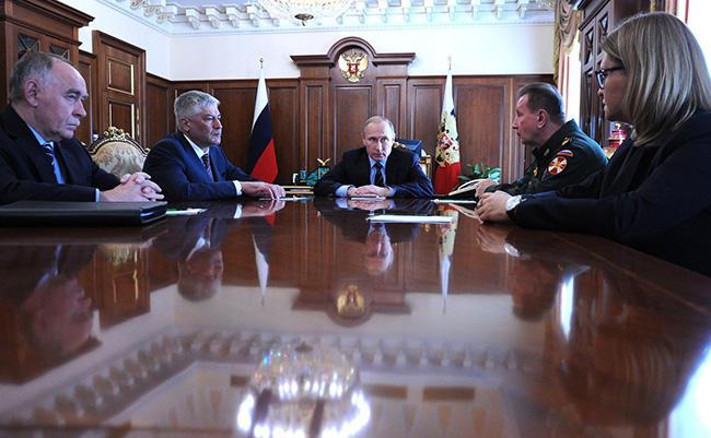 Банда порешала вопросы,кто её будет охранять от народа: ЦПЭ вольётся в путинскую гвардию, а БСТМ прогнут под ФСБ