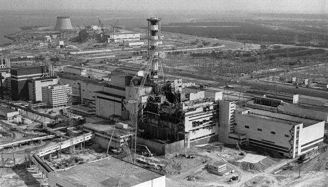 В 33-ю годовщину аварии на ЧАЭС прошли памятные мероприятия - Цензор.НЕТ 8129