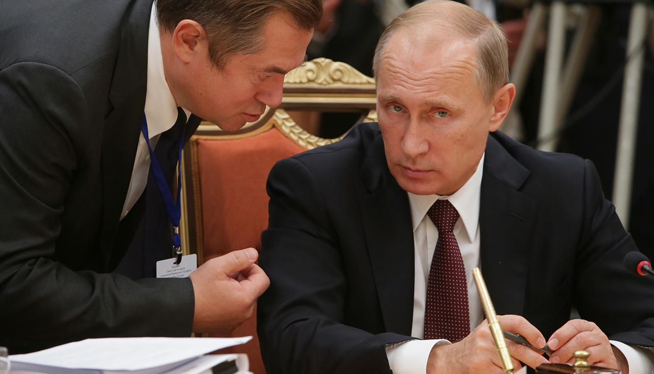 В ответку советнику путина Глазьеву и его гоп-компании