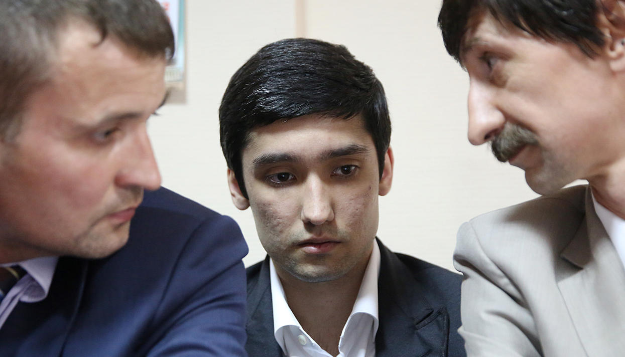 Уголовное дело вотношении сына замглавы «ЛУКойла» закрыто