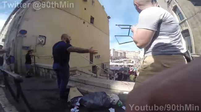 Россияне в Марселе. Как судили Ерунова на Евро