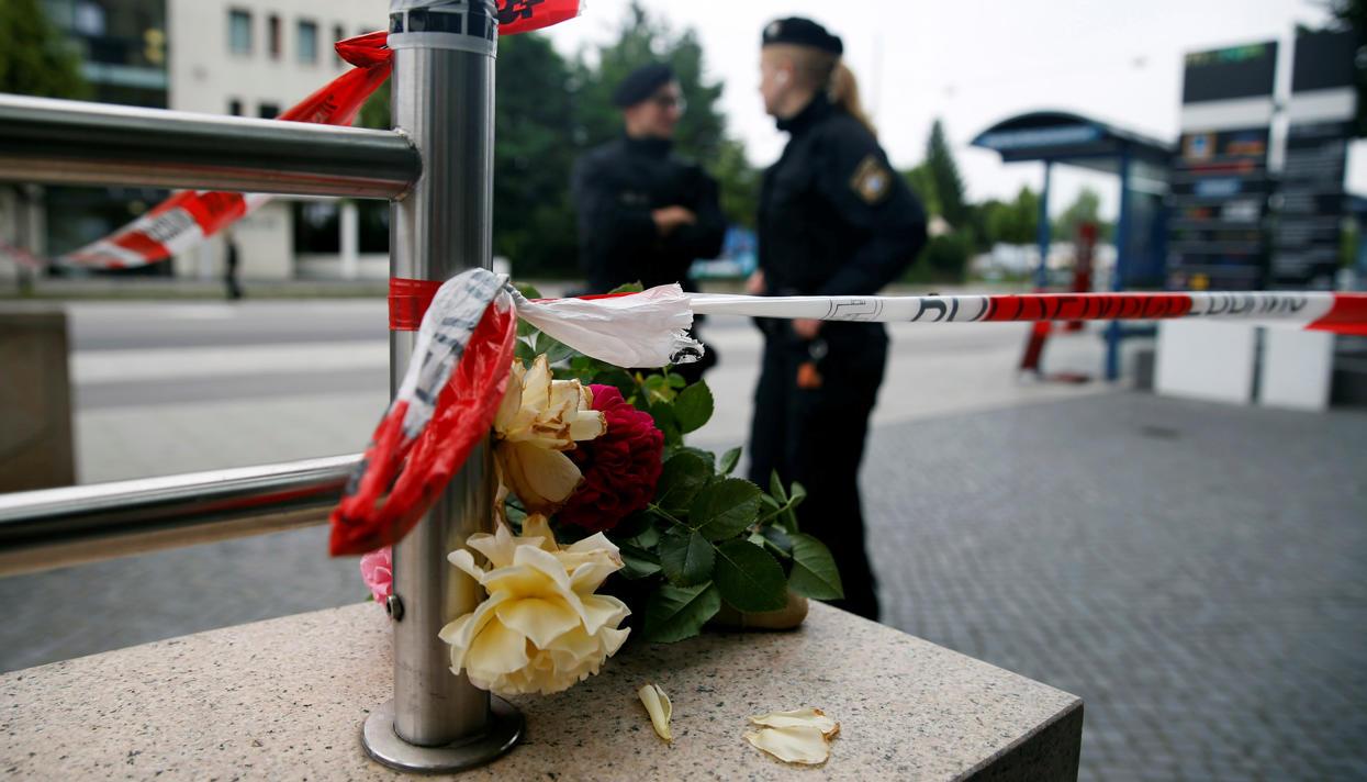 «Мюнхенский стрелок» планировал теракт напротяжении  года