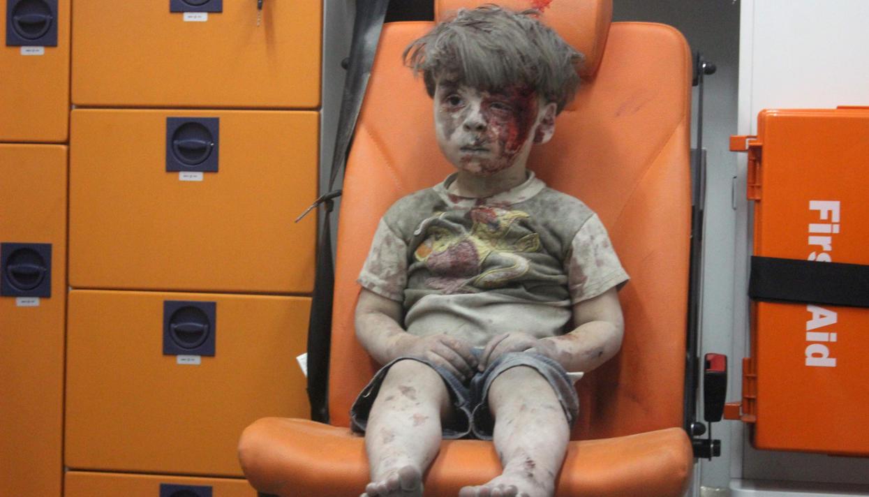 Гуманитарная помощь в Сирии. Реальность и западная пропаганда