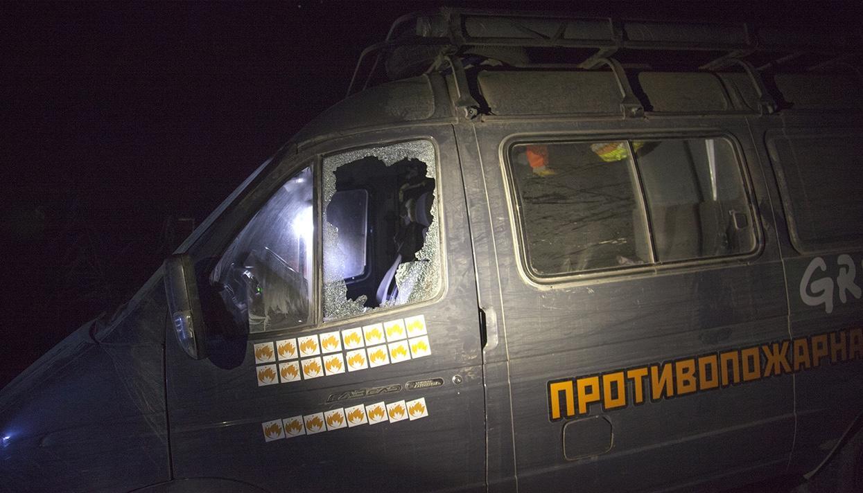 ВКраснодаре лидер экспедиции «Гринпис» из-за милиции непопал на свою пресс-конференцию