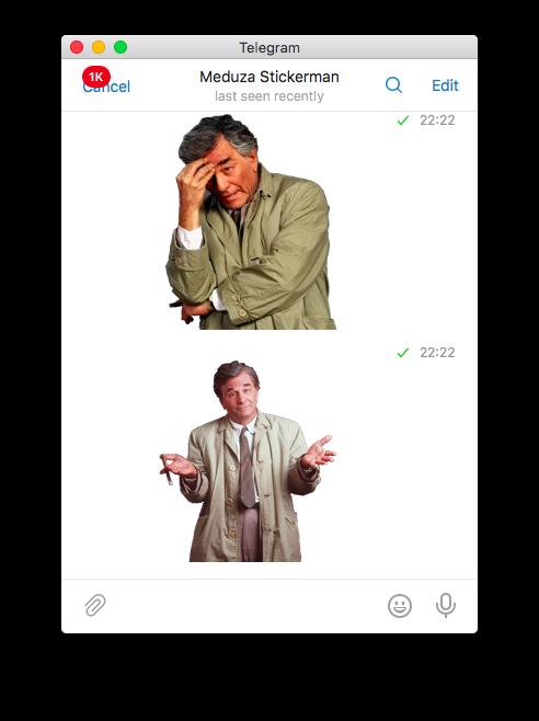 100 отличных наборов стикеров для Telegram Рекомендуют ... шайа лабаф все фильмы