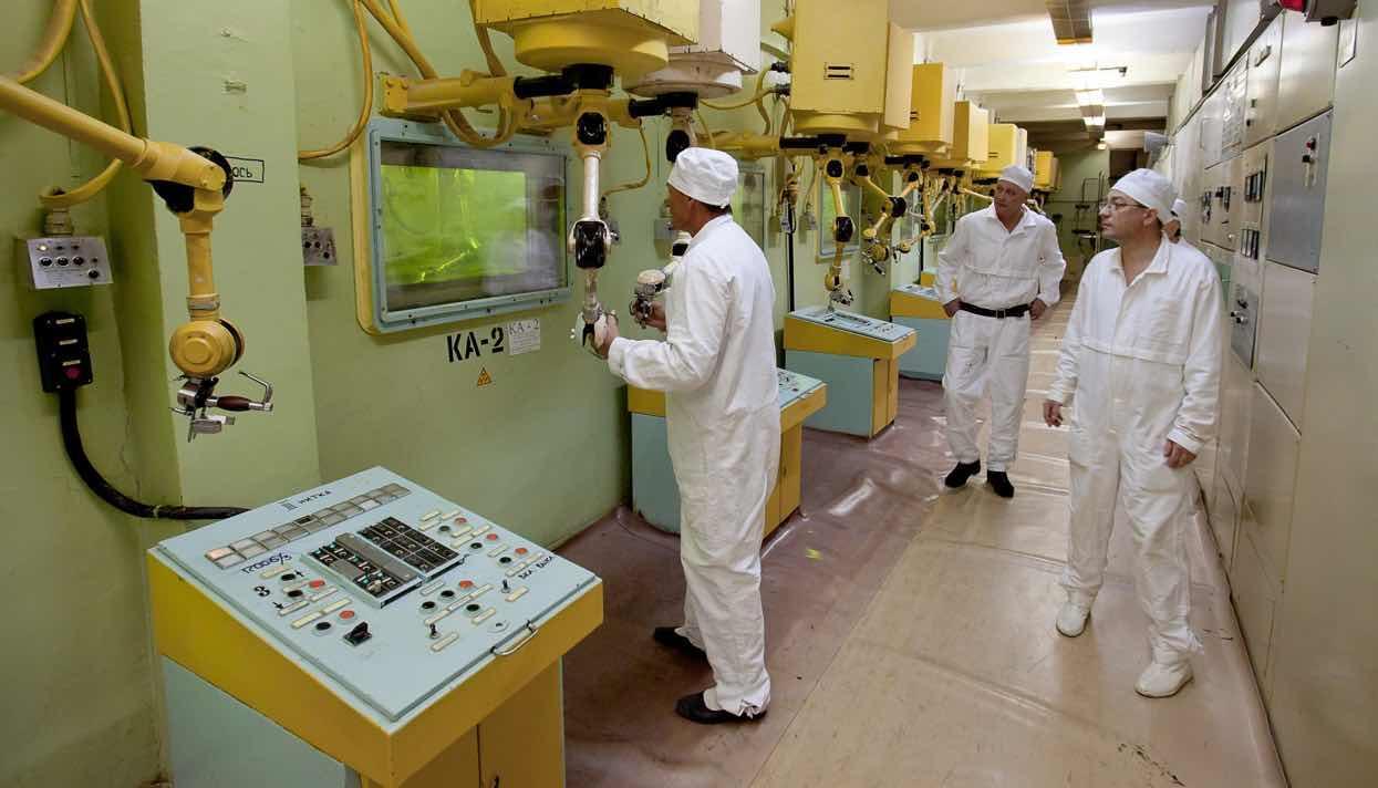 Украина пообещала не платить России за утилизацию ядерного топлива