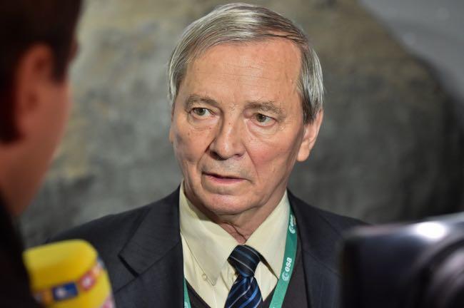 Ушел изжизни украинский астроном Клим Чурюмов
