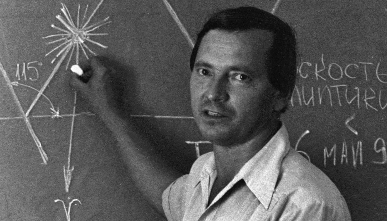 Скончался украинский астроном Клим Чурюмов,