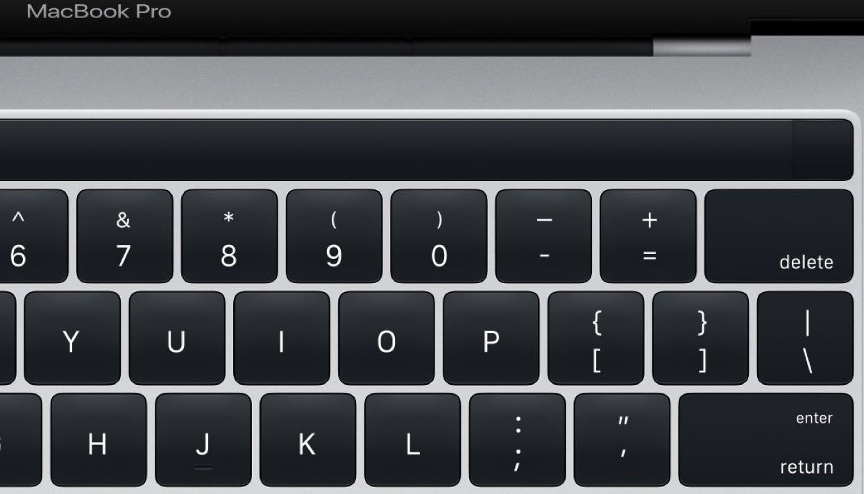 Обновление macOS подтвердило сканер отпечатков в MacBook Pro