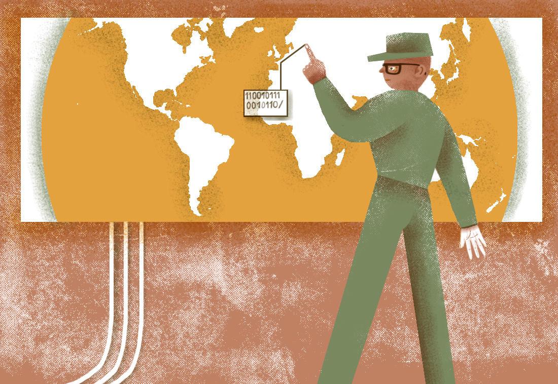 Российские вооруженные киберсилы, военные отряды хаккеров