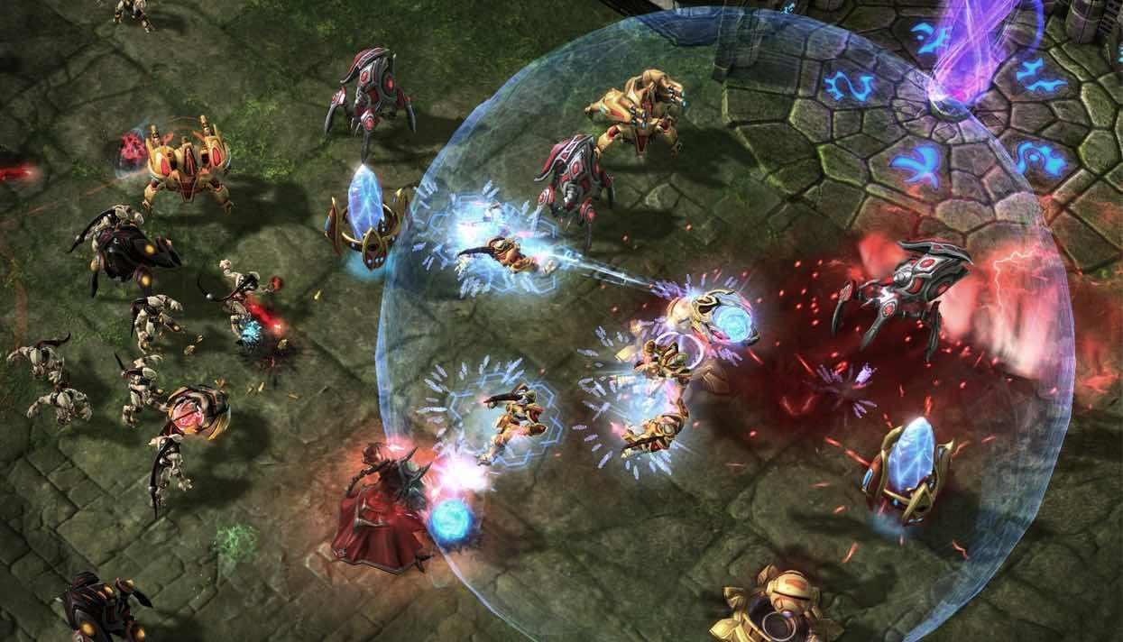 Искусственный интеллект Google научат играть вStarCraftII