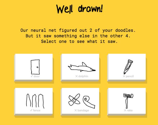 Google запустила онлайн-игру для обучения нейросети