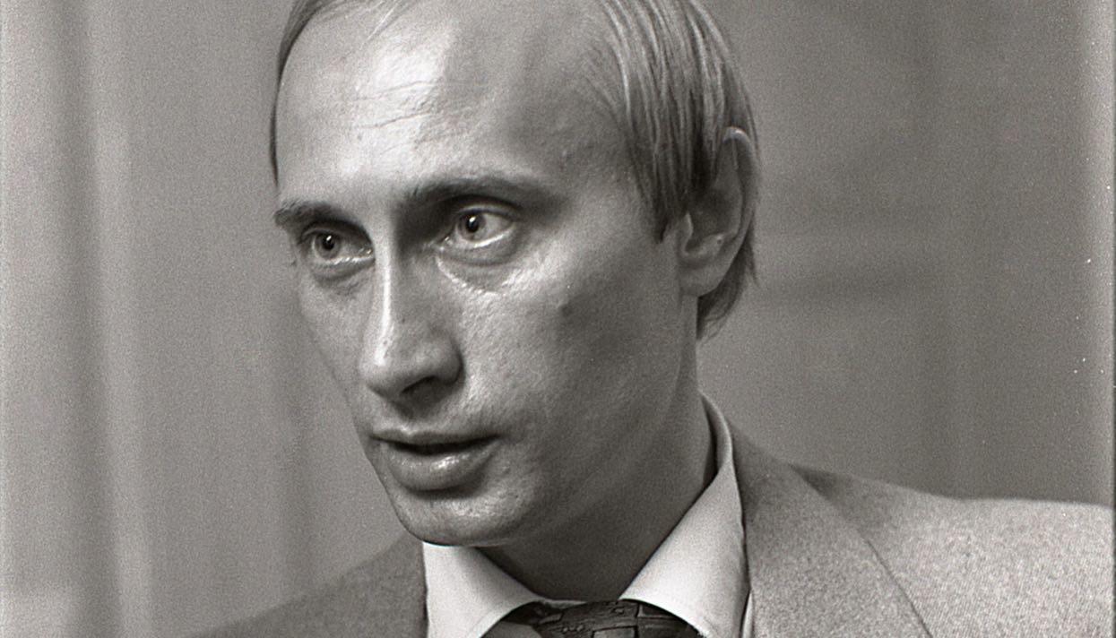 Первое интервью Путина (1991)