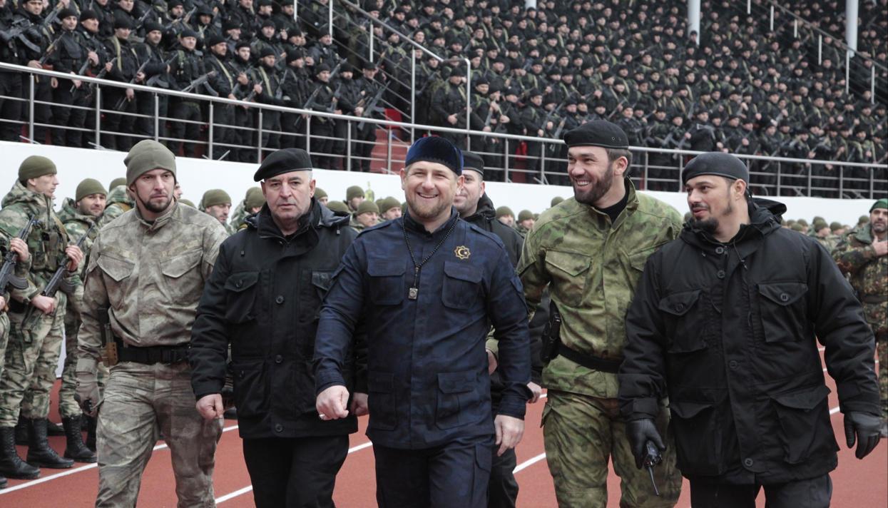 Ramzan Kadyrov considers Khodorkovsky an enemy of Muslims 01/08/2015 94