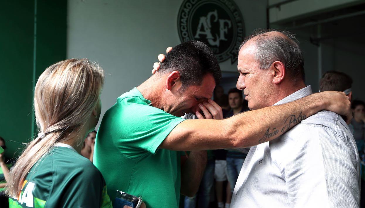 Голкипер Шапекоэнсе Нивалдо объявил о завершении карьеры