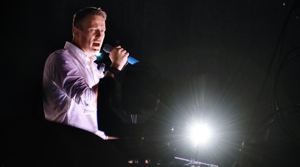 Навальный объявил, что идет на выборы президента.Обновление