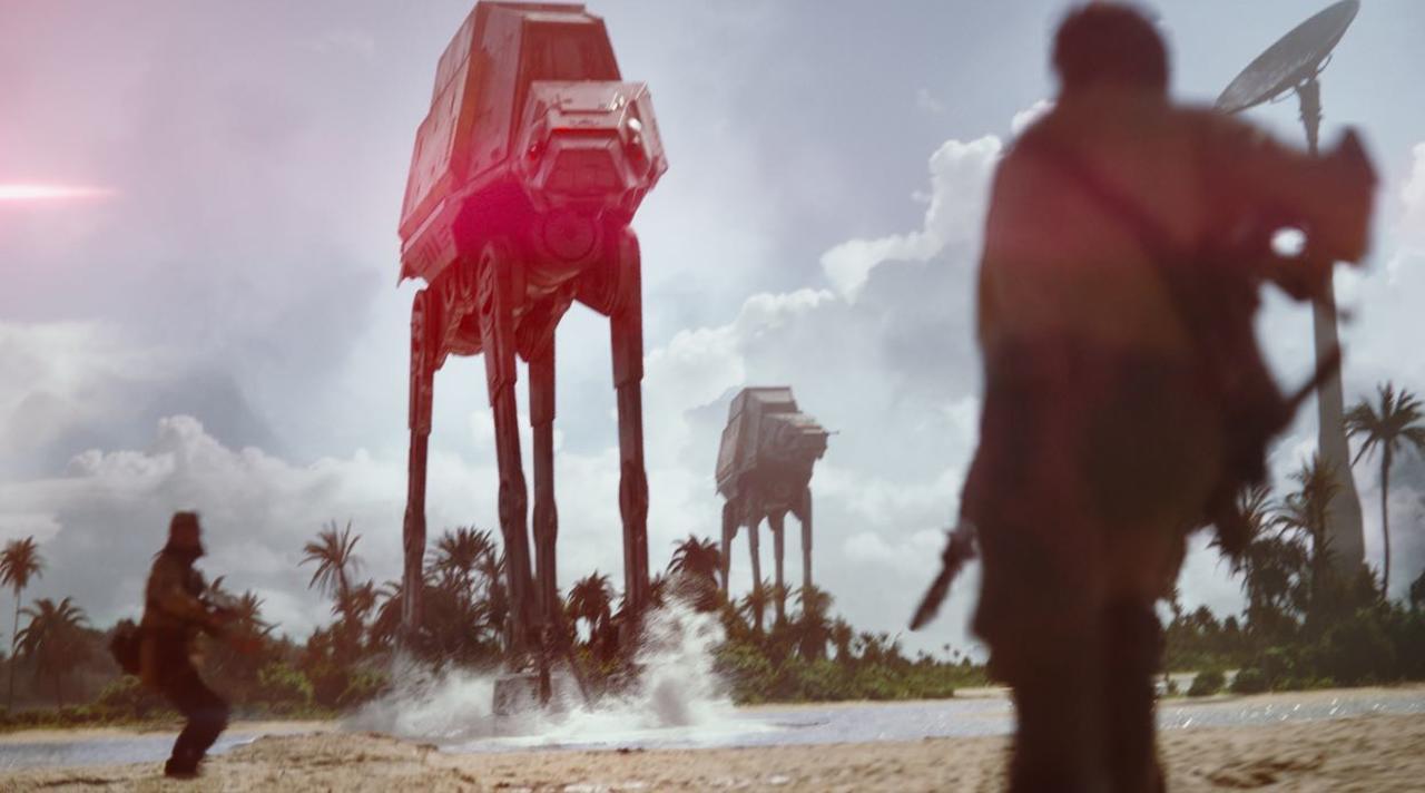 Rogue One: A Star Wars Story / Изгой-один. Звёздные войны: Истории [2016]: Вокруг шум: «Изгой-один» Что говорят о новой части «Звездных войн»? (Спойлеры!)