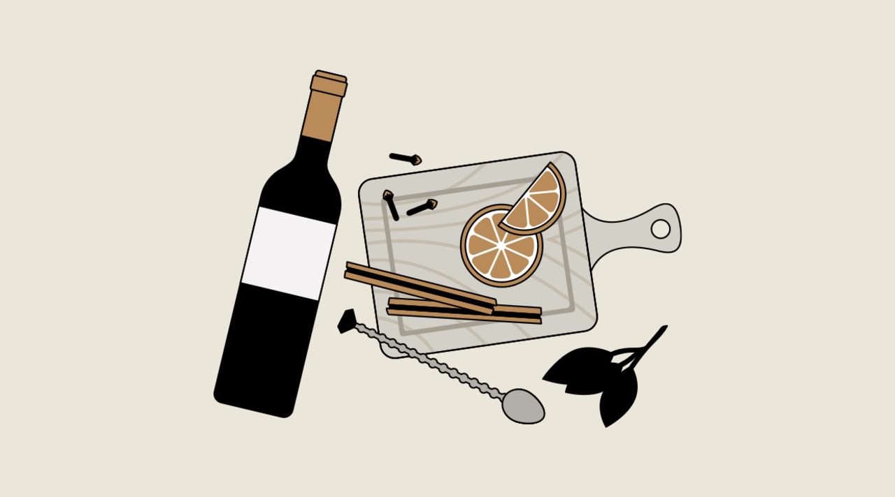 как приготовить горячие коктейли