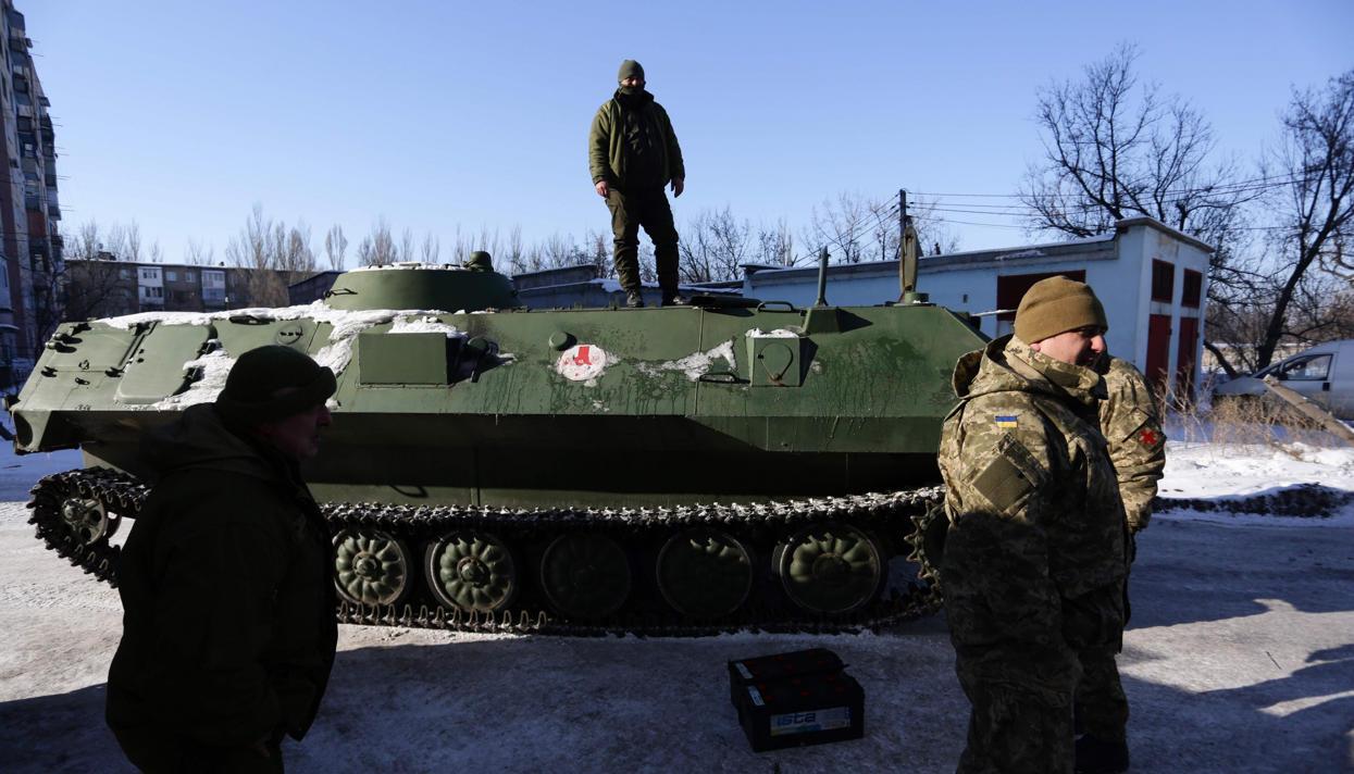 ДНР возвратила под контроль Авдеевку