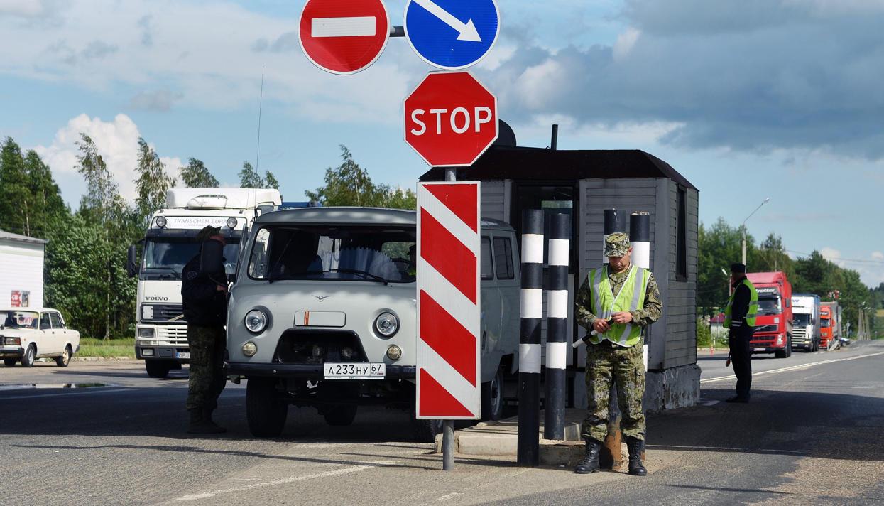 ФСБ устанавливает пограничную зону с Беларусью