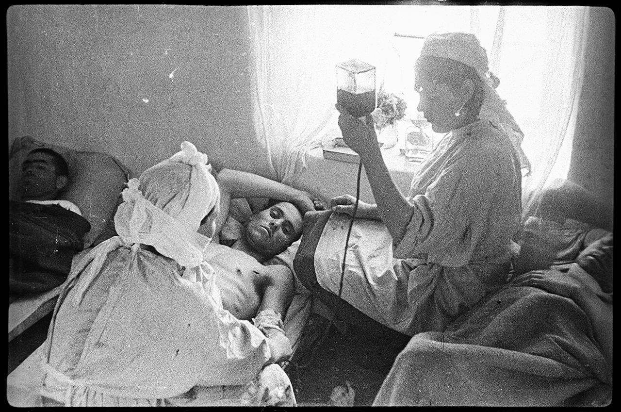 Image result for 1944 советский госпиталь