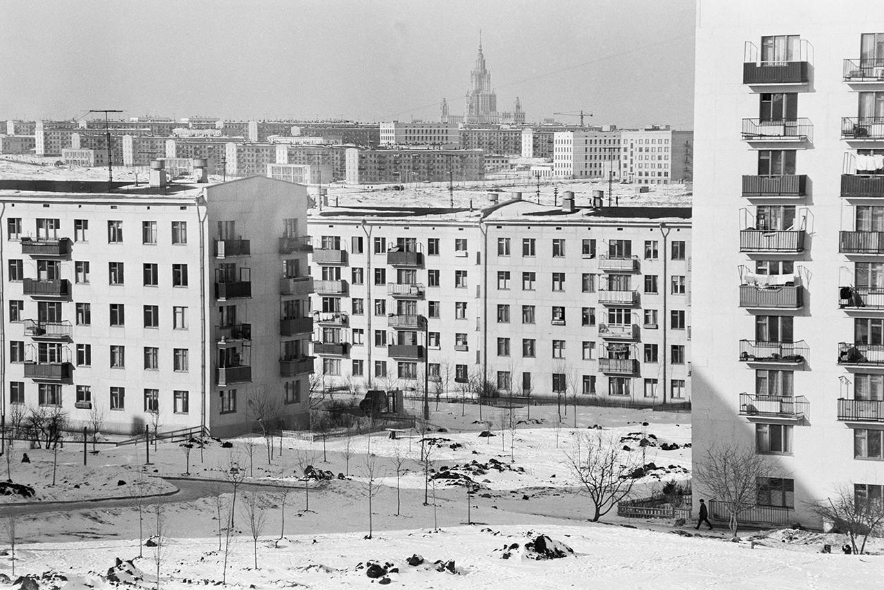 Casette Russe Di Campagna le chruščëvki sono un incubo terribile. vanno demolite