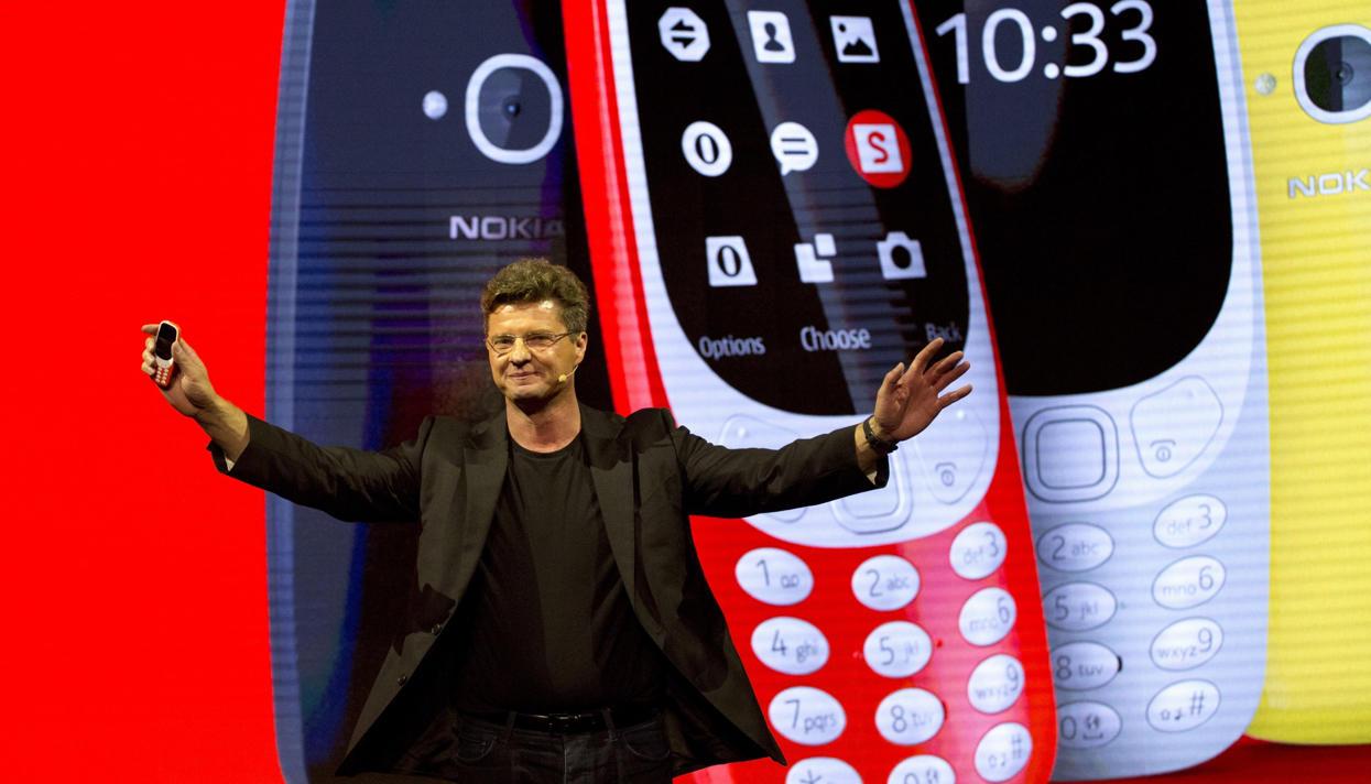 MWC 2017. Android-смартфоны начального уровня нокиа 3 и нокиа 5
