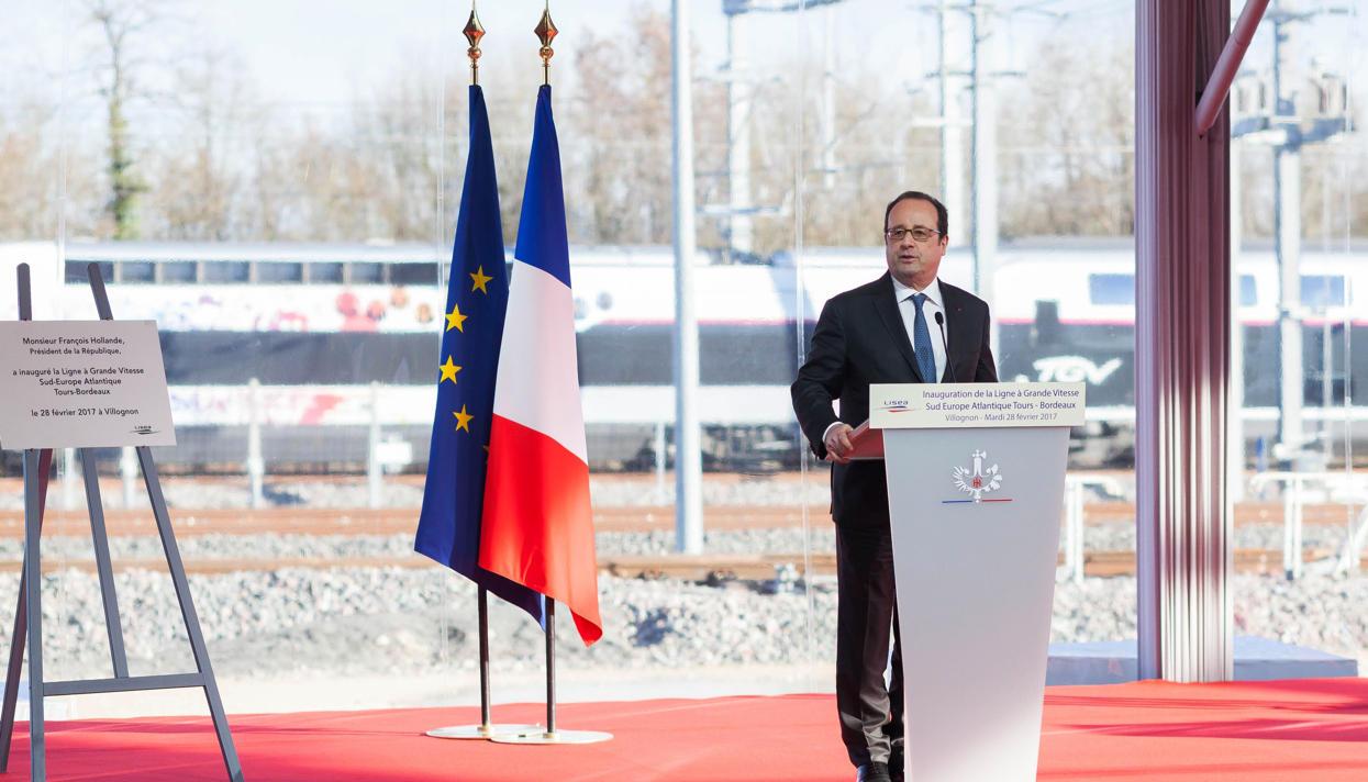 Охрана Олланда сработала профессионально впроцессе инцидента свыстрелом— Елисейский дворец
