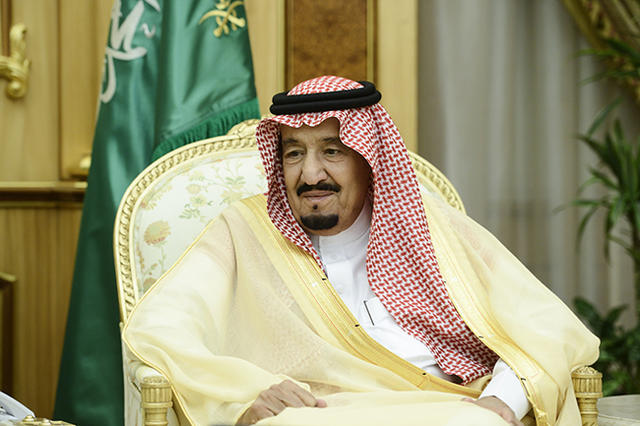 Саудовский монарх взял вдевятидневную поездку 460 тонн багажа