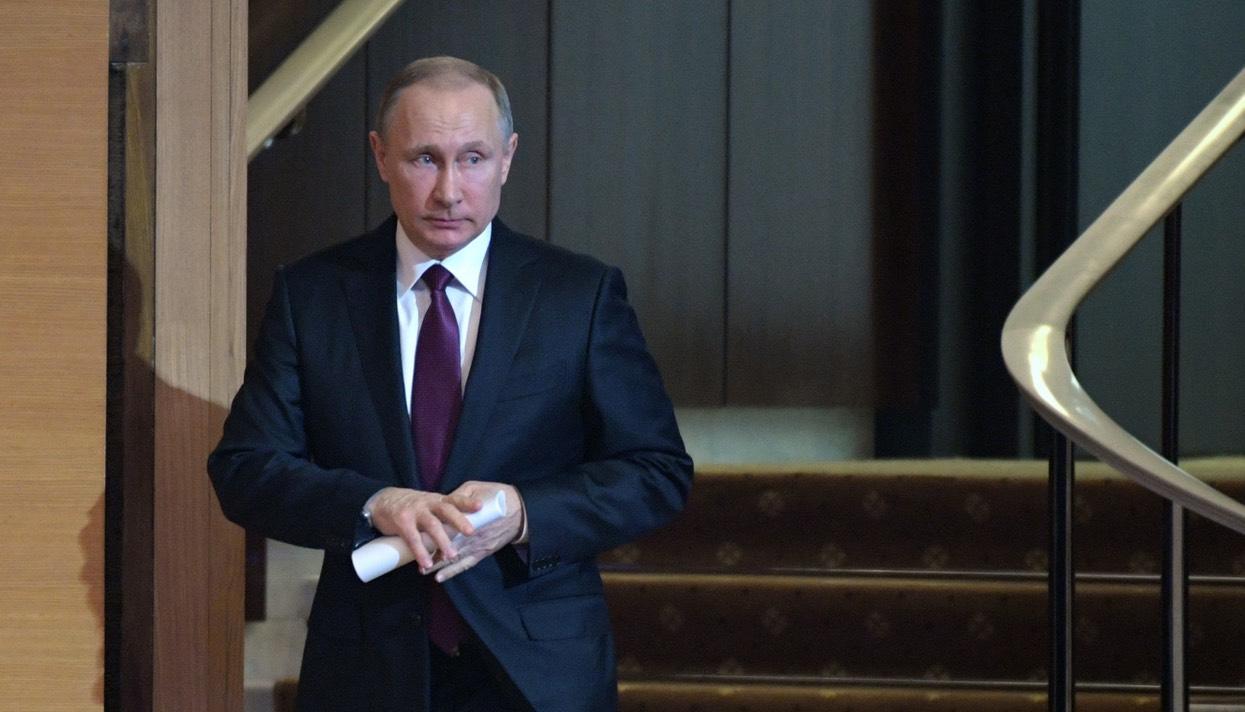 Песков прокомментировал фильм CNN оПутине