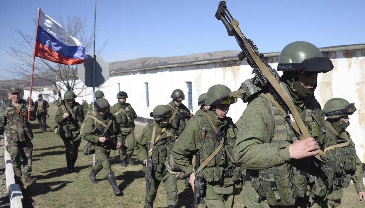 МИД пояснил путаницу спросьбой Януковича ввести русские войска вУкраинское государство