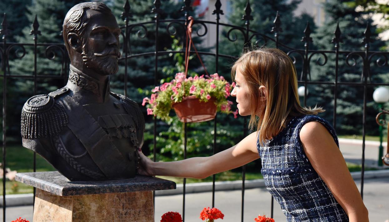 Поклонская сообщила, что стечением времени все признают присоединение Крыма к Российской Федерации