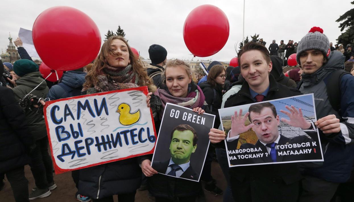 Почему на акции протеста вышло столько подростков: «мы не хотим врать» как путин и его банда