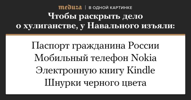 Мосгорсуд отвергнул жалобу Алексея Навального наарест