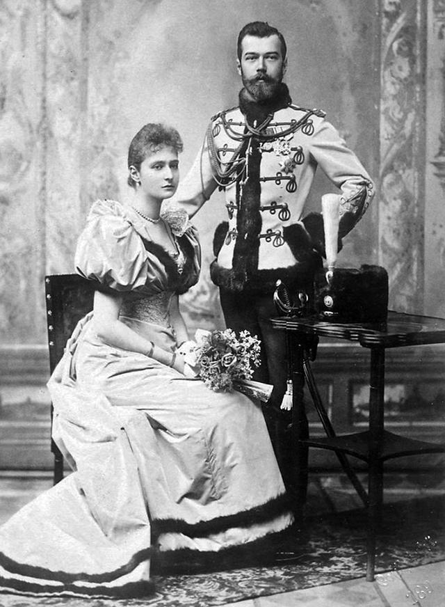 the life and love story of nicholas and alexandra of russia