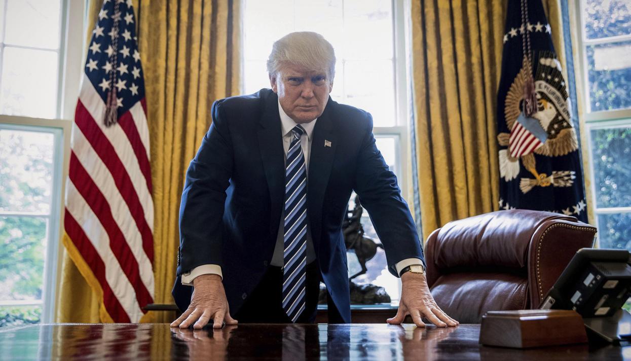 Картинки по запросу 100 дней трампа