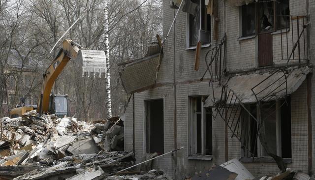 Собственники жилья попавшие под снос