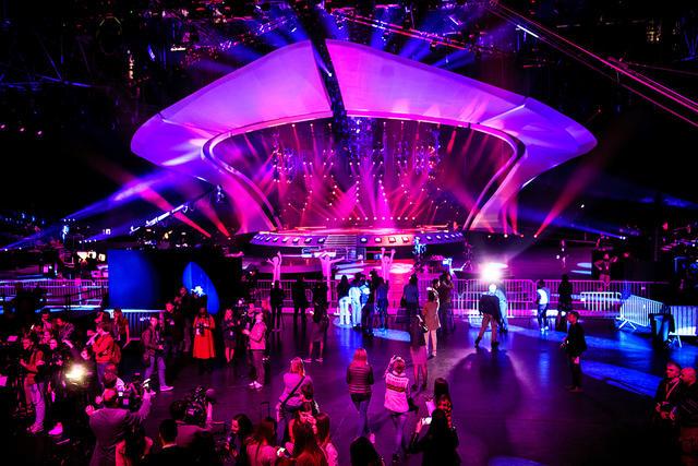 ВКиеве торжественно откроют фан-зону «Евровидения-2017»