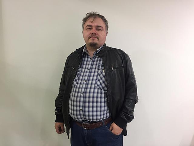 Роман Бурцев родился в городе Узловая