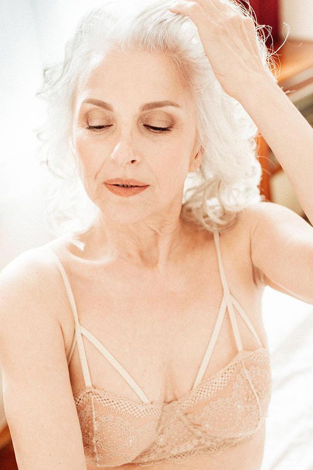Красивые женщины в зрелом возрасте